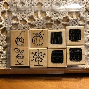 Stampin' Up! « Little Layers II » Stamps Set
